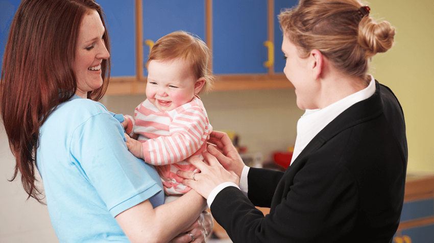 Just 6% of Companies Offer Small Business Childcare Benefits to Employees