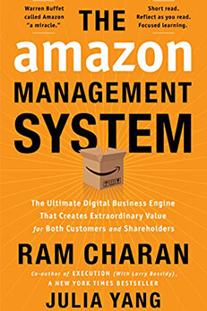 "The Amazon Management System ""The Ultimate Digital Business Engine"""