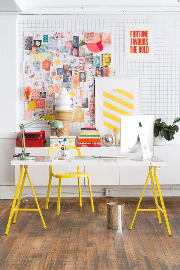 50 Craft Room Ideas for Your Handmade Business