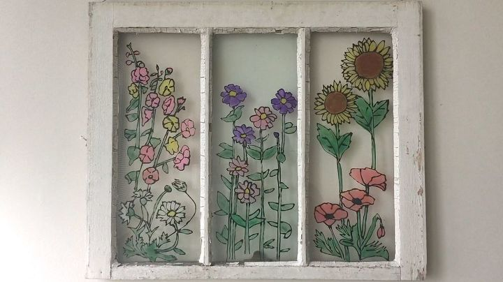 Window Wall Art