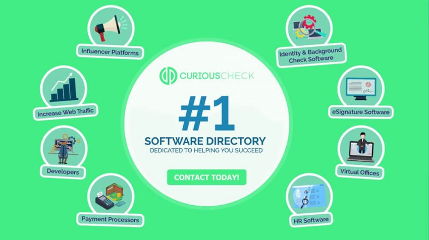CuriousCheck Software Advisor Simplifies The Business Software Search