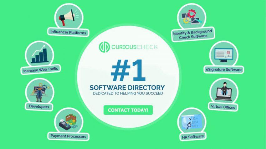 CuriousCheck Software Advisor Simplifies The Business Software Search