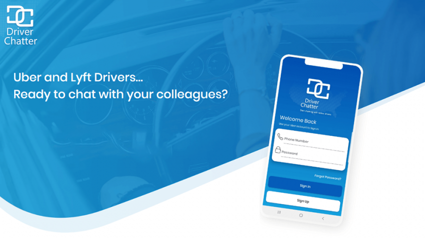 New DriverChatter App Lets Uber and Lyft Drivers Connect on Social Network of Their Own