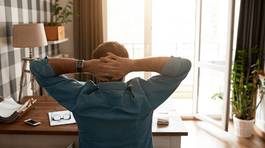 69% of Employees Say Working at Home Improves Their Mental Health