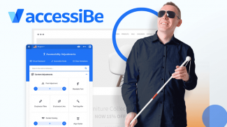 accessiBe. Set and Forget AI Powered ADA Web Compliance Software