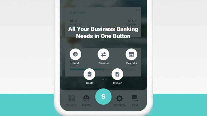 joust banking app