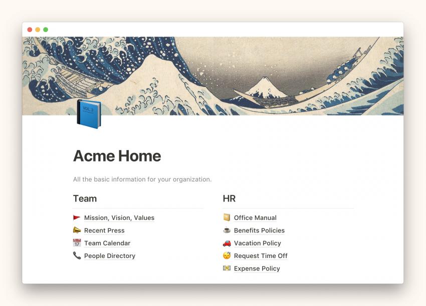 Notion Desktop App Tracks Tasks to Keep Your Productivity Level High 1