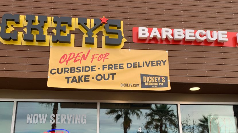 Dickey's Barbeque Pit is Helping the Community Amid COVID-19 Struggles