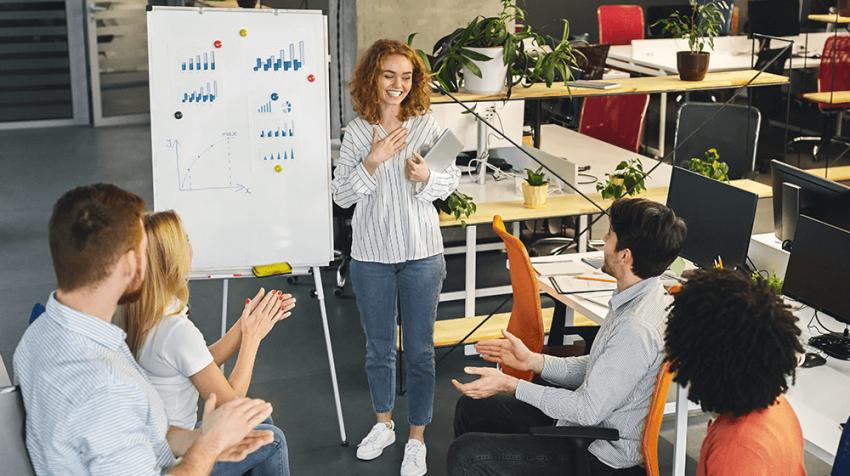 Marketing Department Roles