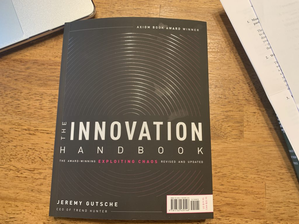 the innovation handbook book review