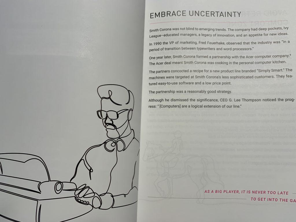 inside create the future book
