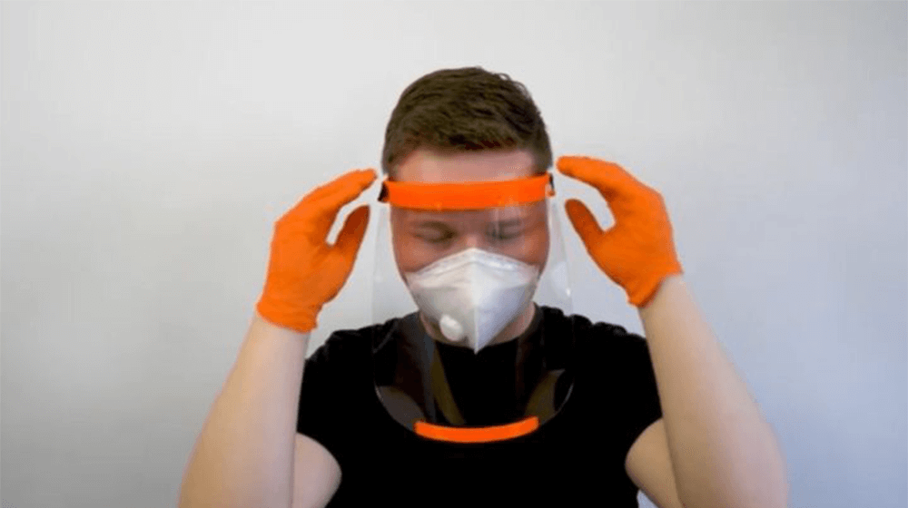 3D Printers Used for Making Medical Masks, Other PPE