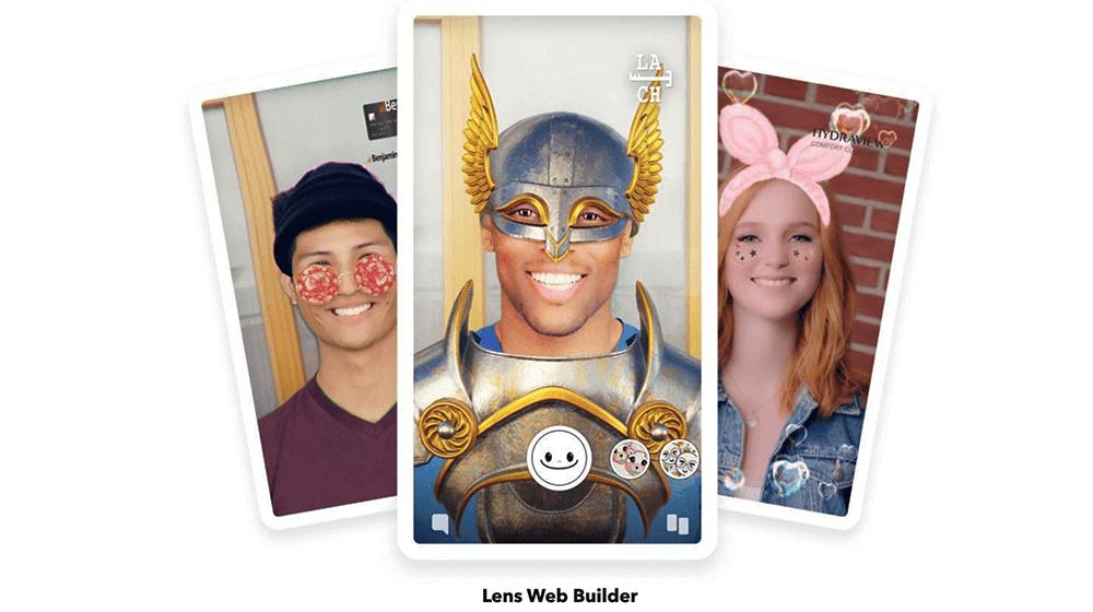 Lens Web Builder