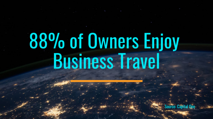 business travel statistics small business