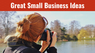 51 Great Small Business Ideas