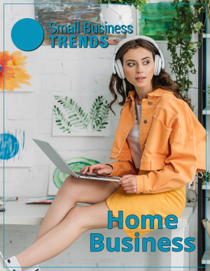 work from home magazine