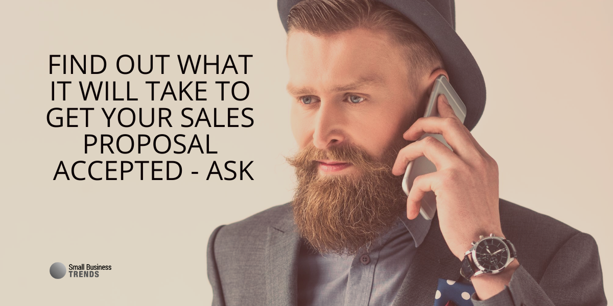 sales quote proposal accepted