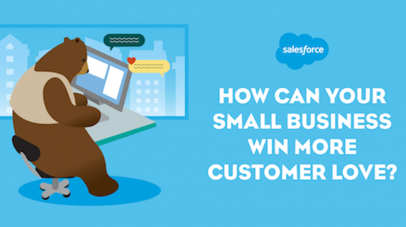 How Do Small Businesses Earn Customer Loyalty? [Infographic]