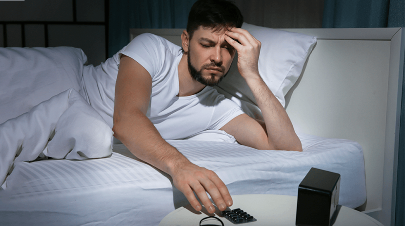 Disrupted Sleep Patterns