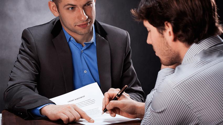Lending Fraud