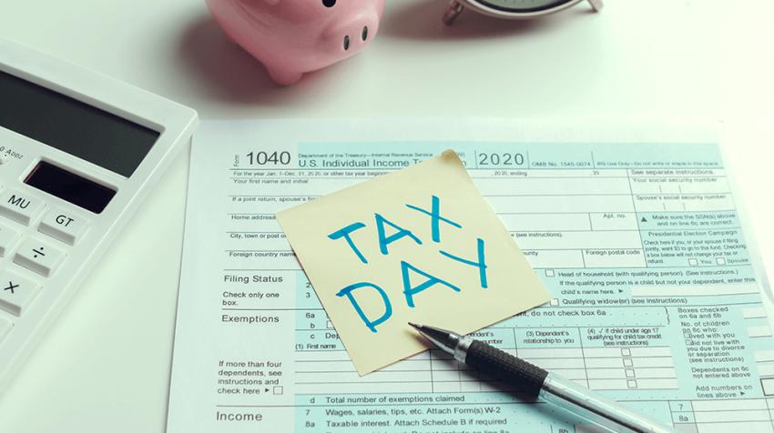 2020 Tax Filing Deadlines