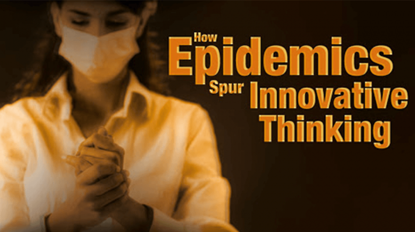 Innovations During Epidemics