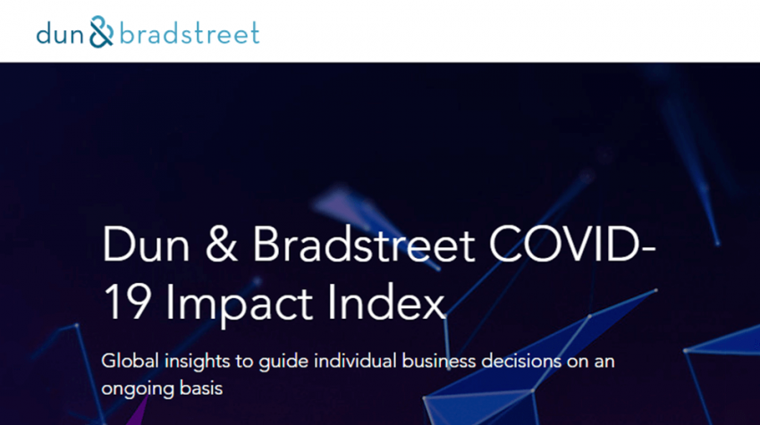 dun bradstreet covid index