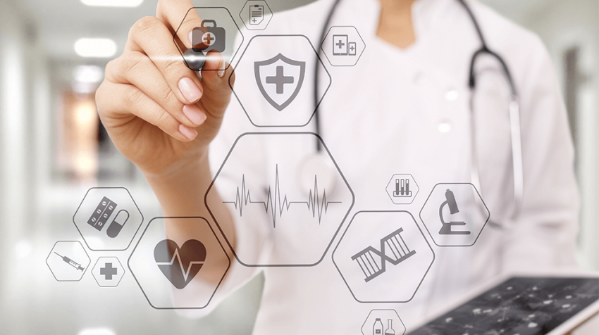 Application of machine learning in healthcare