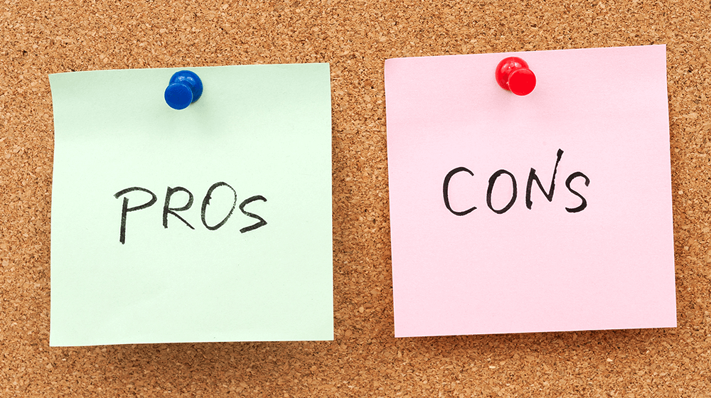 Pros and Cons of Franchising (As a Buyer)