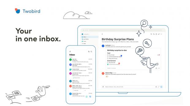 TwoBird Consolidated Inbox