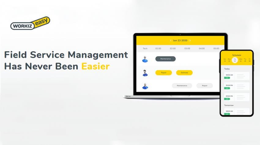 Workiz Releases Scheduling Chatbot