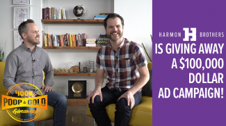 harmon brothers ad giveaway