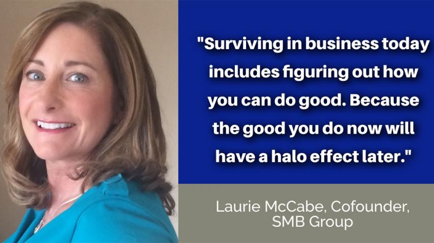 laurie mccabe business surviving pandemic