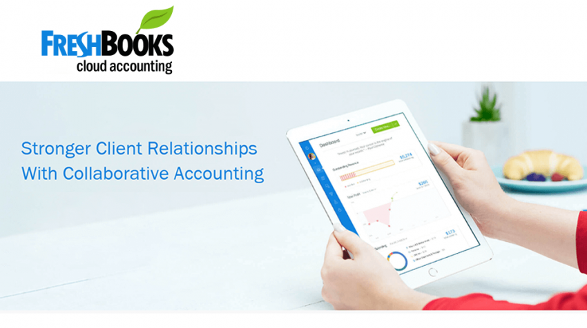 FreshBooks accounting professionals program