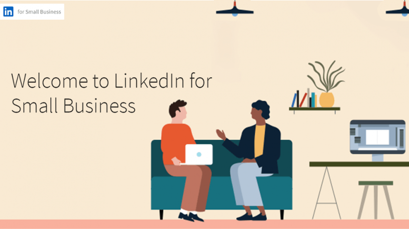 linkedin small business pandemic recovery