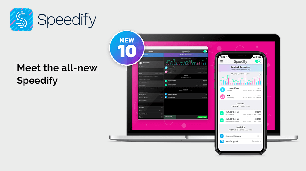 Speedify 10 VPN