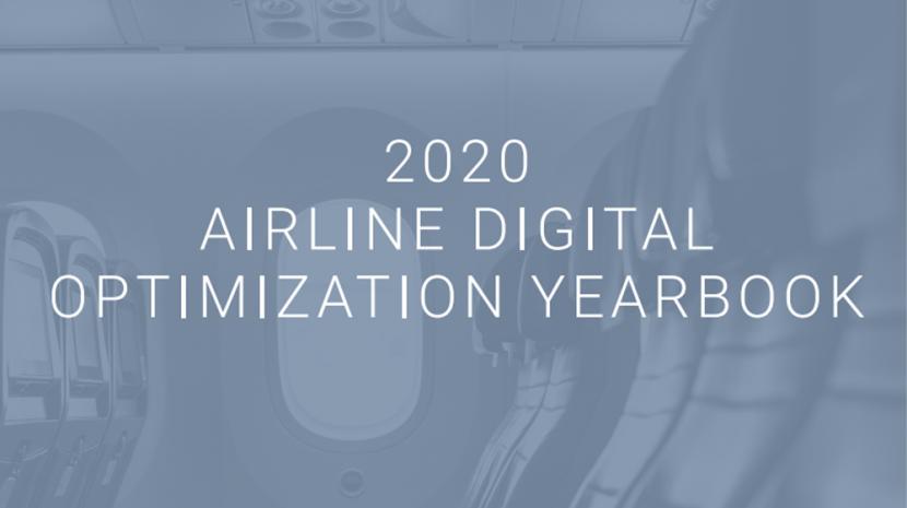 airline digital optimization report