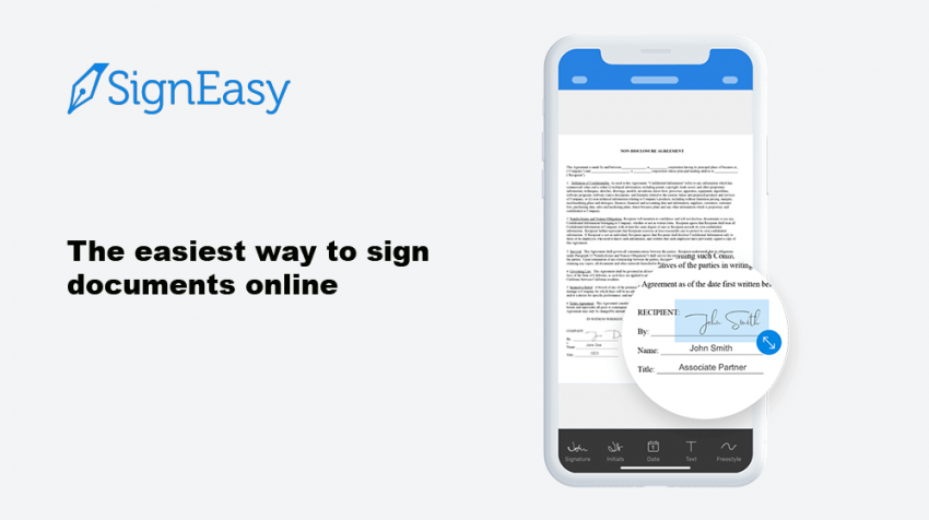 signeasy remote work onboarding