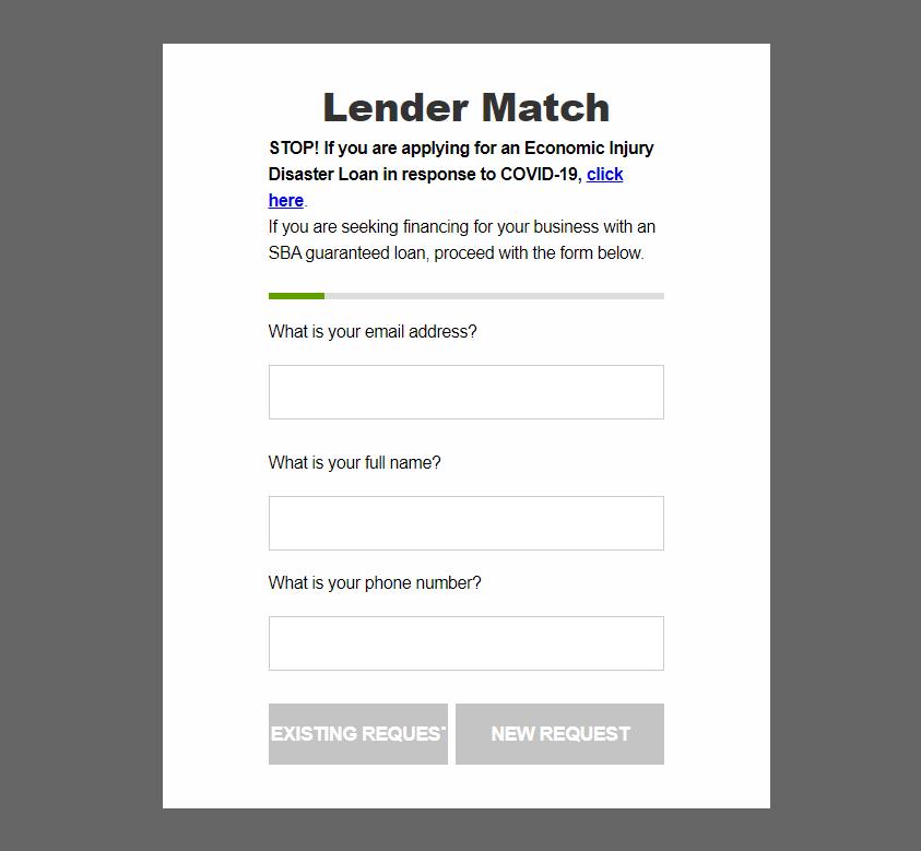 ppp lender match