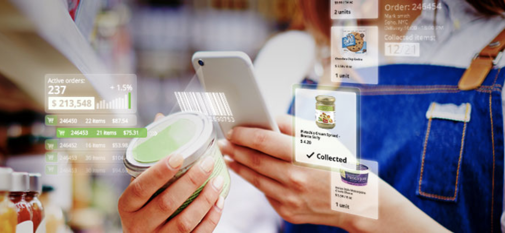 Grocery Business Digital Transformation