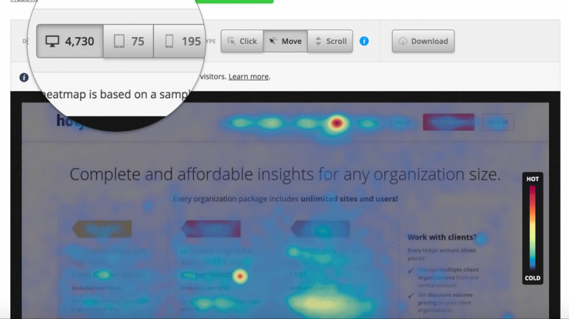 10 Heat Map Tools and User Tracking Tools