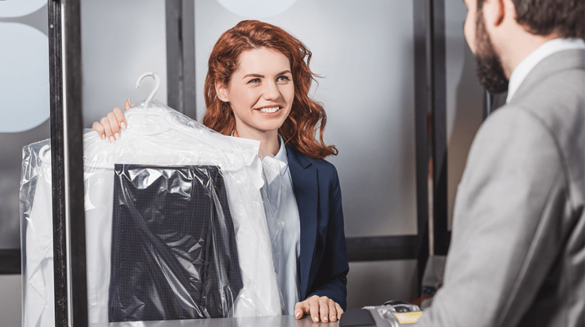 10 Dry Cleaning Franchises