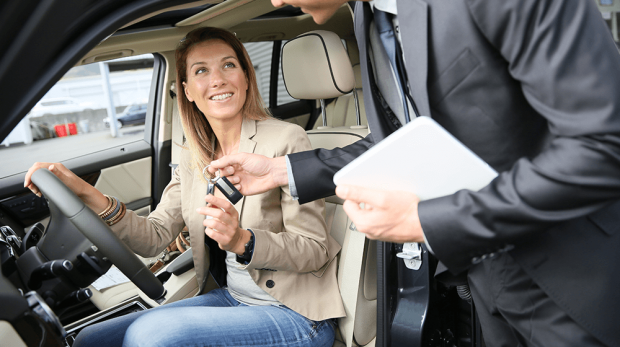 buy lease company vehicle 2020