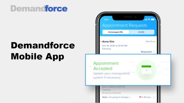 Demandforce Mobile App (1)