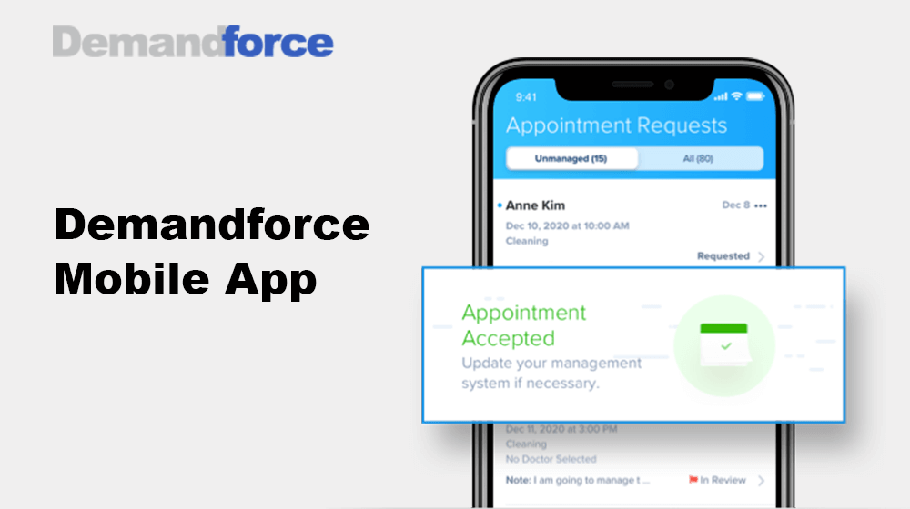 Demandforce Mobile App (1)
