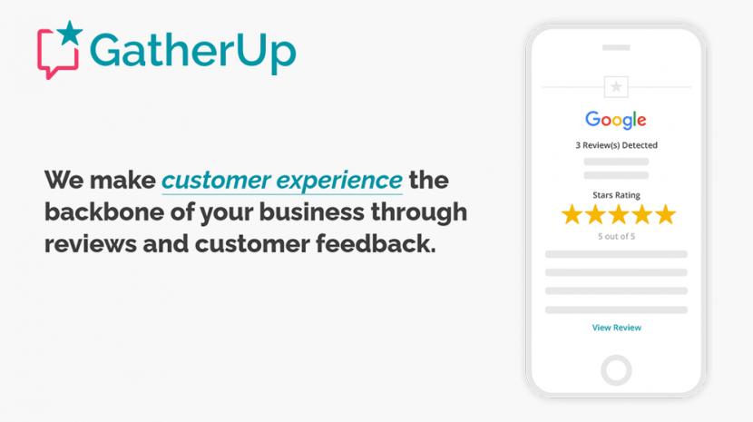 GatherUp Google Review Attributes Monitoring