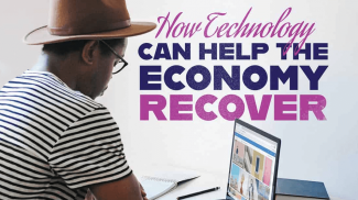 technology to aid business recovery