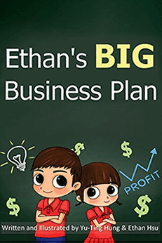 Business Books for Kids - Ethans BIG Business Plan