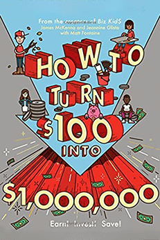Business Books for Kids - How to Turn 100 into 1000000