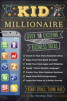 Business Books for Kids - Kid Millionaire